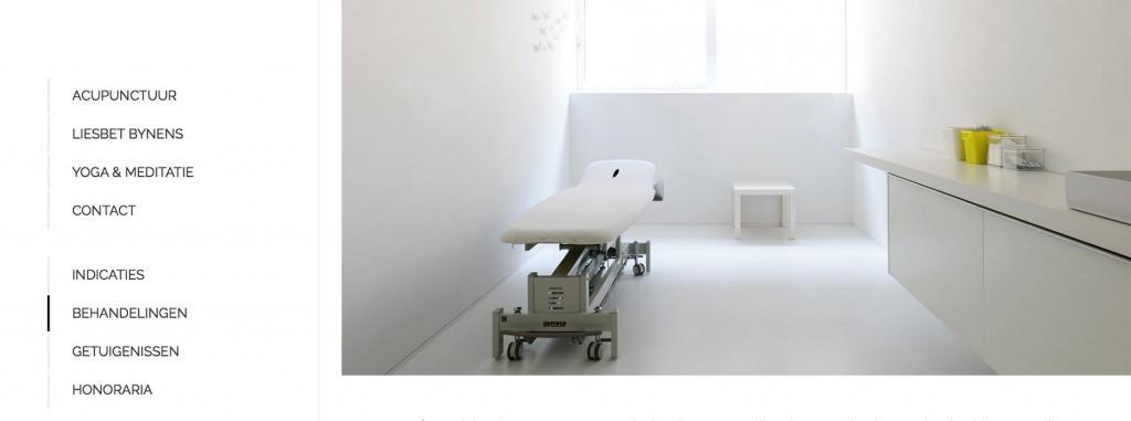 webdesign Xclusief | Puur acupunctuur