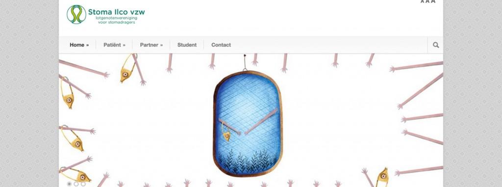 webdesign Xclusief | Stoma Ilco vzw