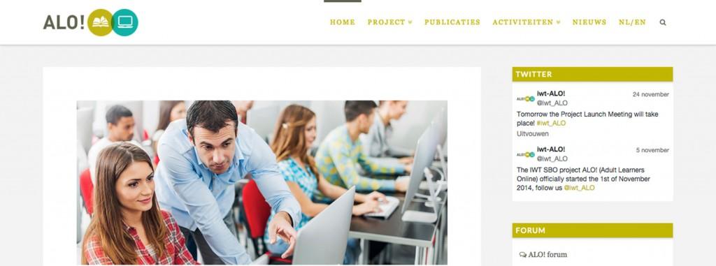 webdesign Xclusief | VUB ALO!