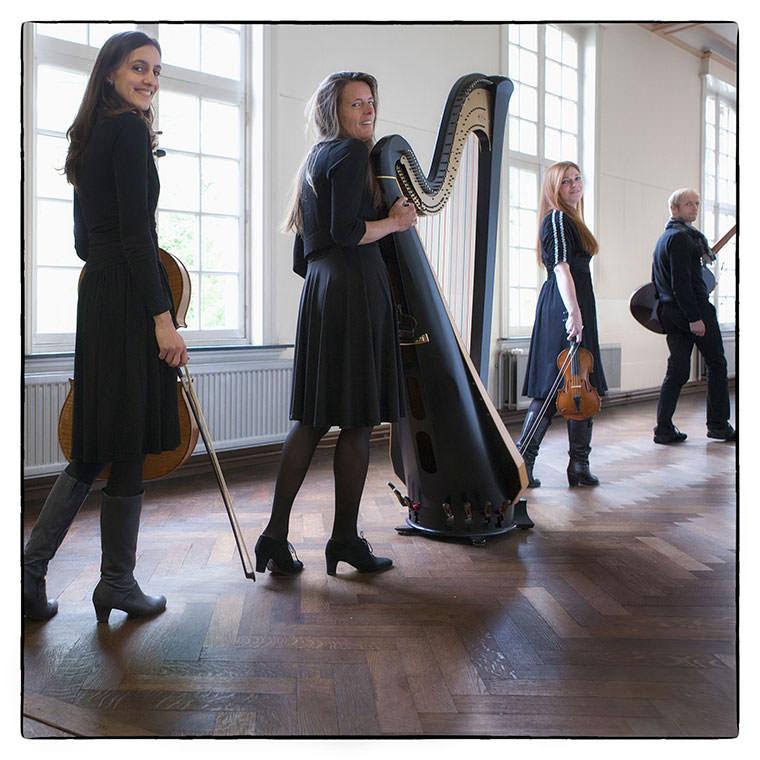 fotografie Tirzah Quartet | Xclusief