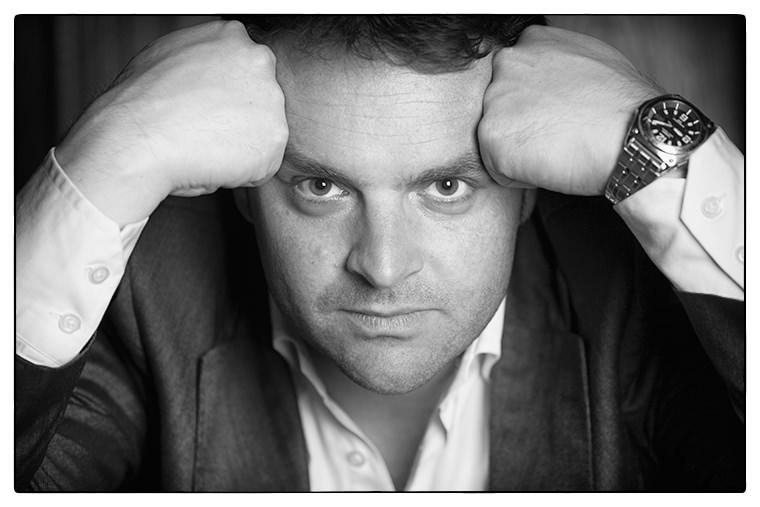 portret Adriaan Van den Hoof | Xclusief