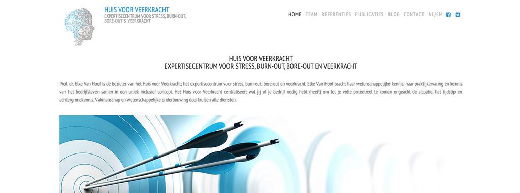 webdesign & website Xclusief | Huis voor Veerkracht
